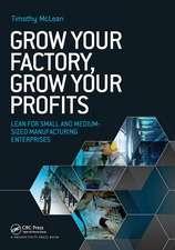 Grow Your Factory, Grow Your Profits