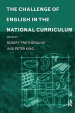 Challenge of English in the National Curriculum