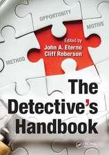 Detective's Handbook