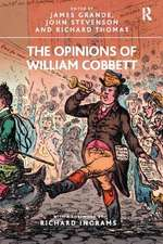 Opinions of William Cobbett