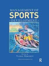 Management of Sports Development