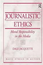 Journalistic Ethics
