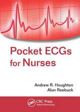 POCKET ECGS FOR NURSES