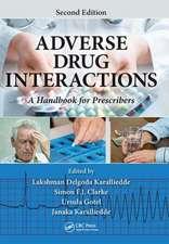 ADVERSE DRUG INTERACTIONS 2E