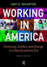 Working in America