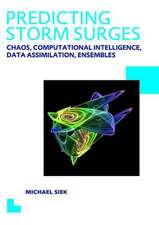 Predicting Storm Surges: Chaos, Computational Intelligence, Data Assimilation and Ensembles