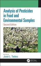 Analysis of Pesticides in Food and Environmental Samples, Se