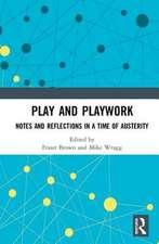 Play and Playwork