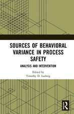 SOURCES OF BEHAVIORAL VARIANCE IN P