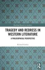 TRAGEDY AND REDRESS IN WESTERN LITE