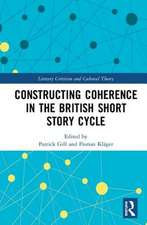 Constructing Coherence in the British Short Story Cycle