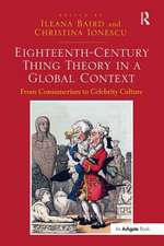 EIGHTEENTH CENTURY THING THEORY IN