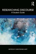Researching Discourse
