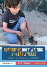 SUPPORTING BOYS WRITING IN THE EAR