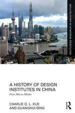 History of Design Institutes in China