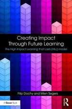 CREATING IMPACT THROUGH FUTURE LEAR