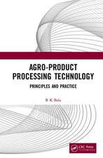 Agro-Product Processing Technology