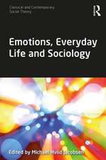 Jacobsen, P: Emotions, Everyday Life and Sociology