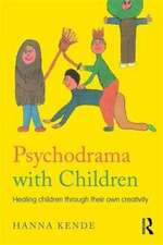 Psychodrama with Children