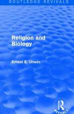 RELIGION AND BIOLOGY REV