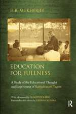 Education for Fullness