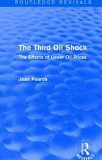 The Third Oil Shock