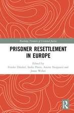 PRISONER RESETTLEMENT IN EUROPE PR