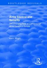 ARMS CONTROL AND SECURITY THE CHAN