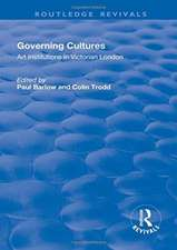 GOVERNING CULTURES