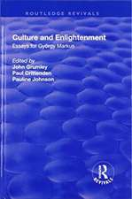 Culture and Enlightenment