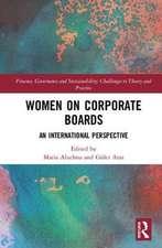 Women on Corporate Boards