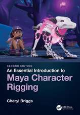 Essential Introduction to Maya Character Rigging