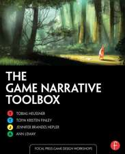 Heussner, T: The Game Narrative Toolbox