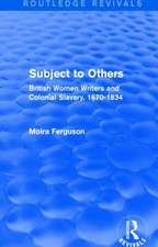 Subject to Others (Routledge Revivals)
