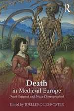 Death in Medieval Europe