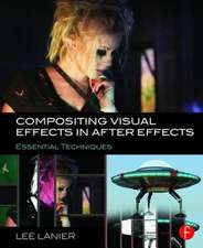 Compositing Visual Effects in After Effects