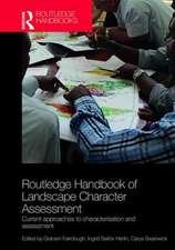 Routledge Handbook of Landscape Character Assessment