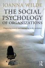 The Social Psychology of Organizations