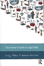 The Insider S Guide to Legal Skills:  For Students of Modern Standard Arabic