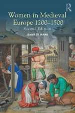 Women in Medieval Europe 1200-1500:  Social Tension and Political Adaptation Under Economic Globalization