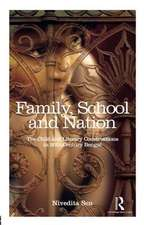 Family, School and Nation:  The Child and Literary Constructions in 20th-Century Bengal