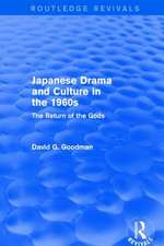 JAPANESE DRAMA AND CULTUR