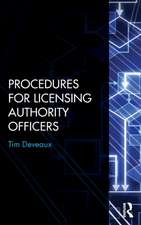 Procedures for Licensing Authority Officers:  Towards a Feminist-Realist Ontology of Sociosexuality