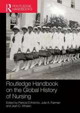 Routledge Handbook on the Global History of Nursing Nip:  People, Territory and State