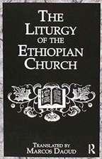 Liturgy Ethiopian Church