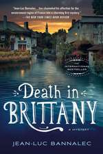 Death in Brittany:  A Mystery