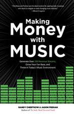 Making Money with Music