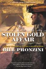 The Stolen Gold Affair: A Carpenter and Quincannon Mystery