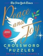 New York Times Peace and Joy Crossword Puzzles