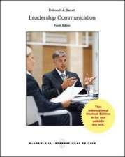 Leadership Communication (Int'l Ed)